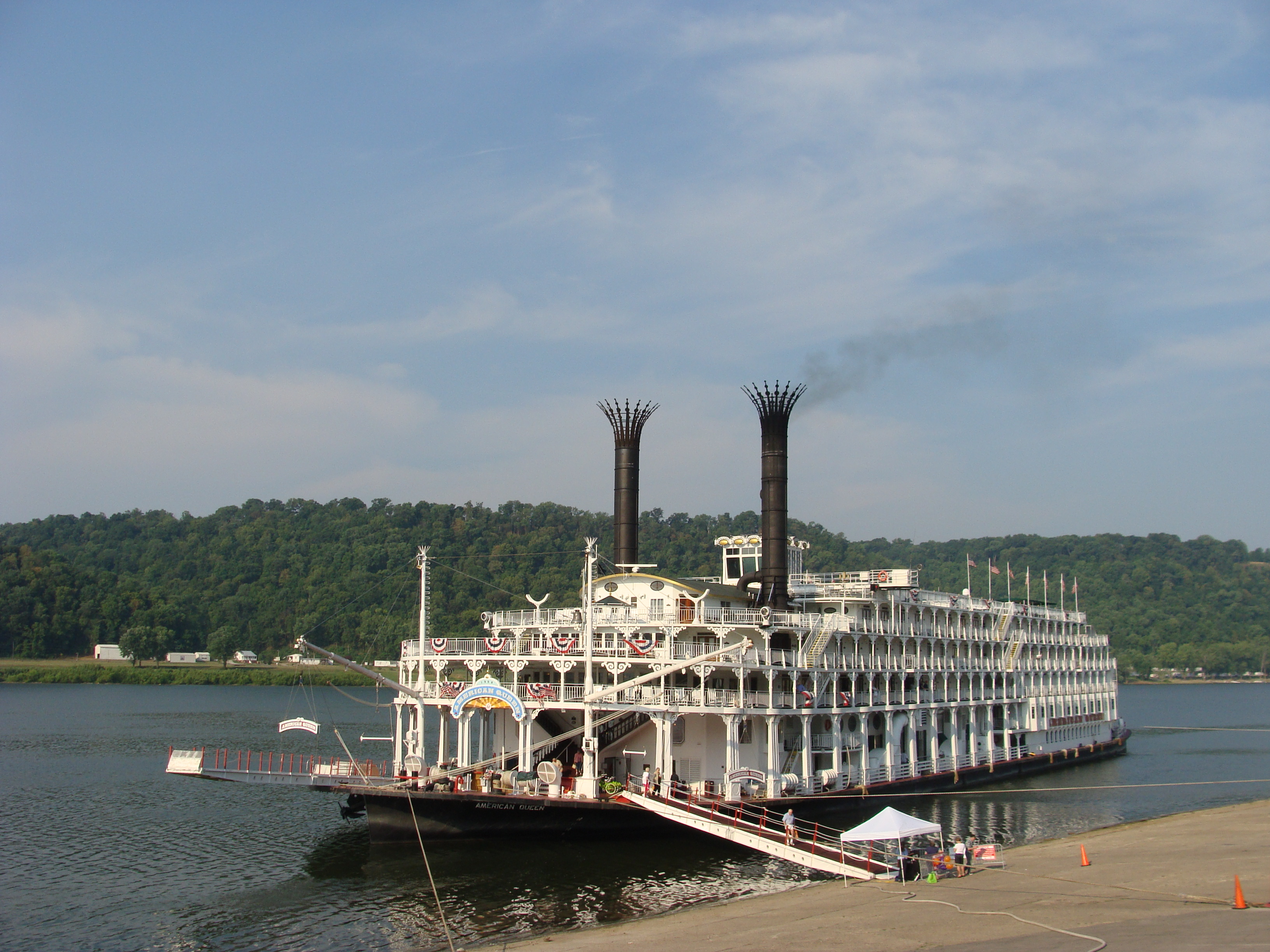 American Queen And Riverboat Dreams Another Adventure In