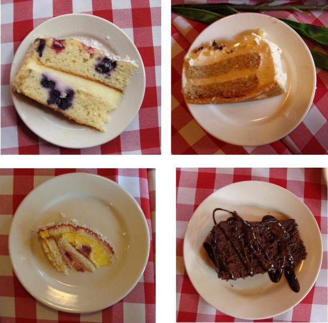 Ravens Glenn desserts