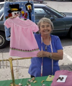 Granny's Knits and Gifts Old Courthouse Days Norma Bennett