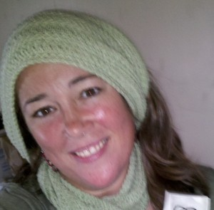 Traveling Marla endless scarf Norma Bennett