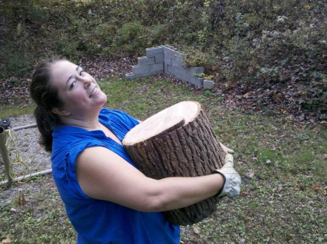 Traveling Marla outdoor work frontier wife