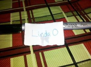 Congratulations to Linda O.!