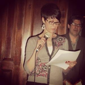 Beth Gilstrap AWP 2013 writer tribe belonging inspiration longing music