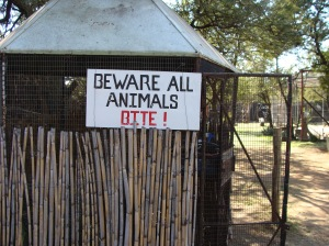 zoos in South Africa