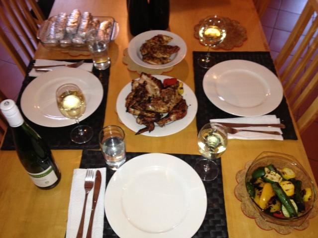 expat life Pretoria South Africa cooking food travel