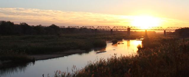 expat life Pretoria Africa travel sunrise sunset photography