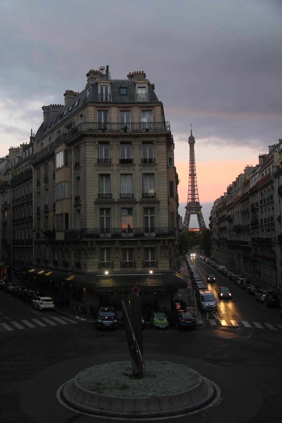 travel France Eiffel Tower