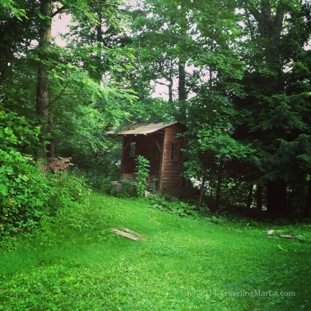 travel America Pennsylvania green