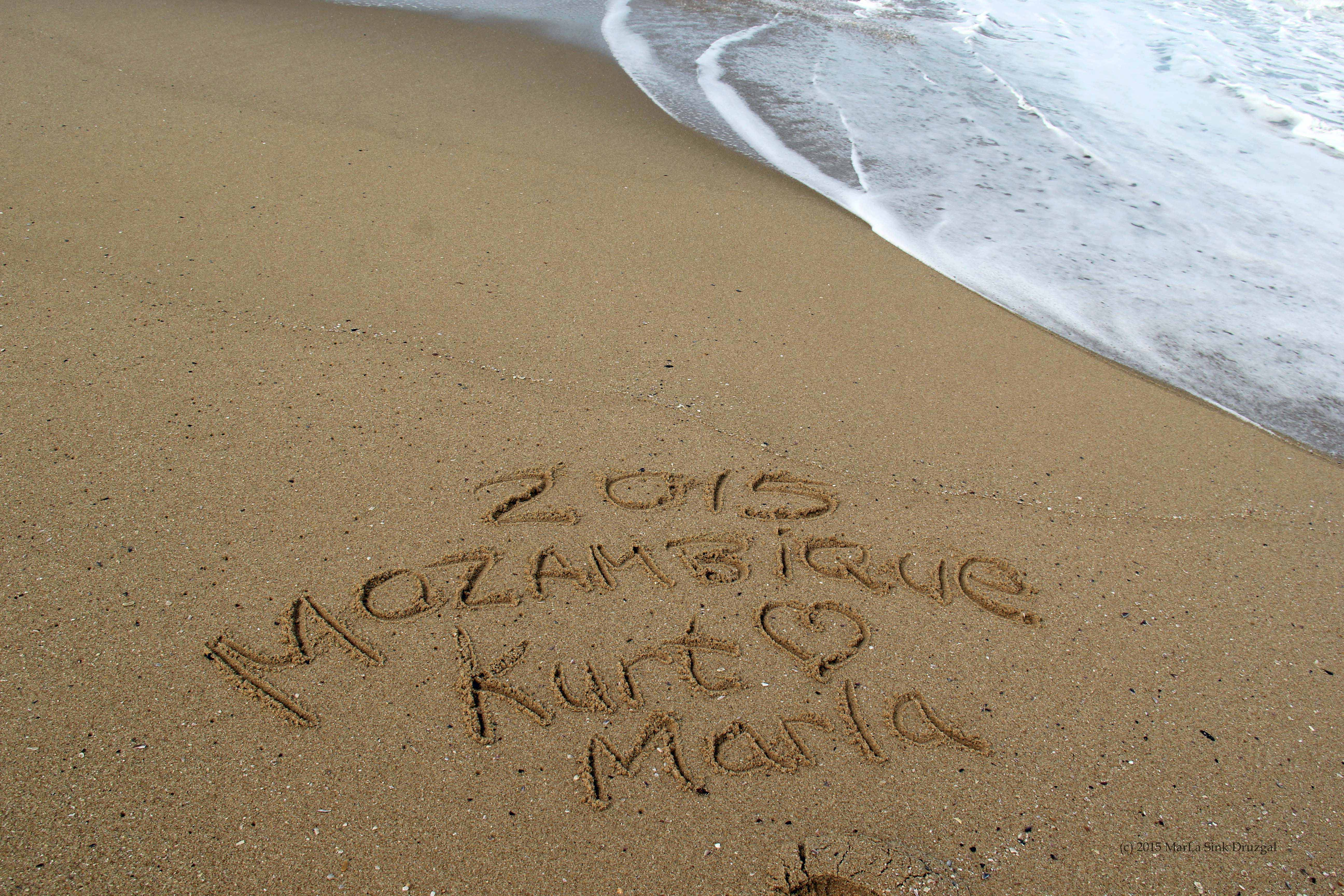 mozambique essay