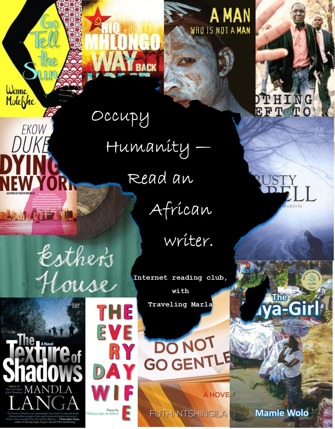 African literature reading