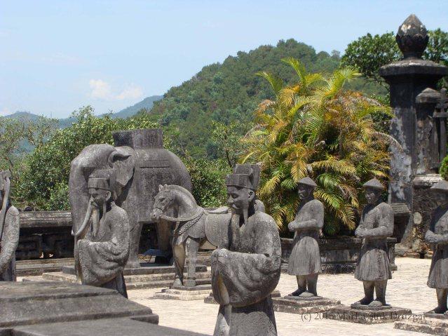 travel vietnam inspiration tombs