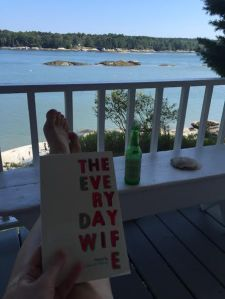 The Everyday Wife visits Muscongus Sound in Maine, with Feat. Reader Caroline Tanski.